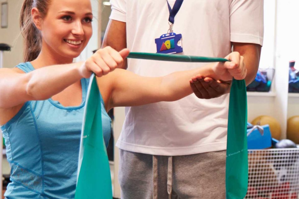 the villages orthopedic center personal training
